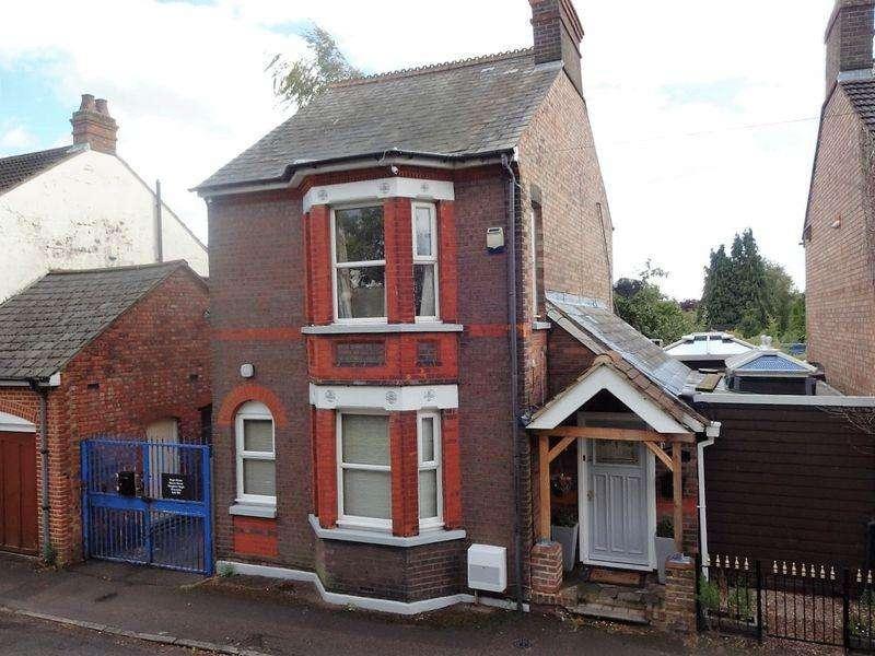 3 Bedrooms Detached House for sale in Queen Street, Houghton Regis