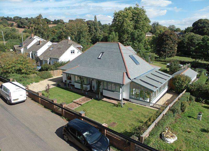 3 Bedrooms Detached House for sale in Silverton