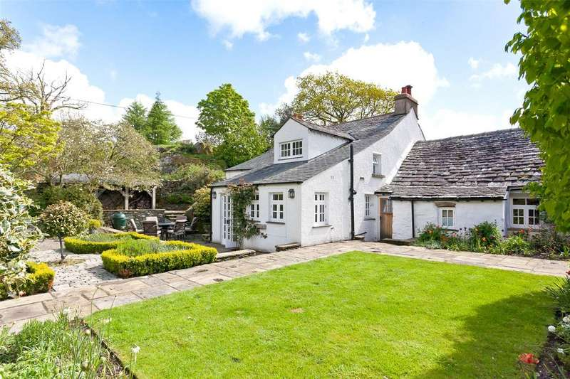 2 Bedrooms Detached House for sale in Greenfold, Seathwaite, Broughton-In-Furness, Cumbria
