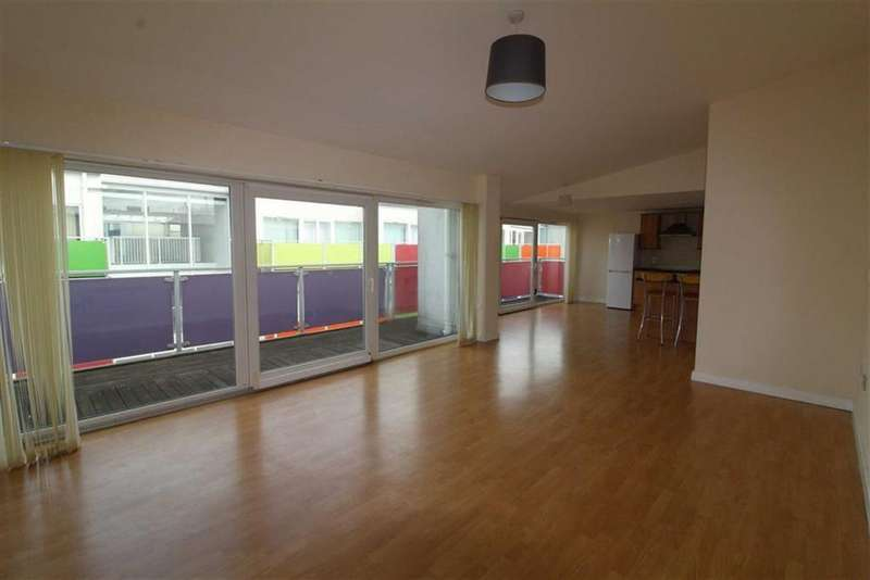 2 Bedrooms Apartment Flat for sale in Concord Street, Leeds, LS2