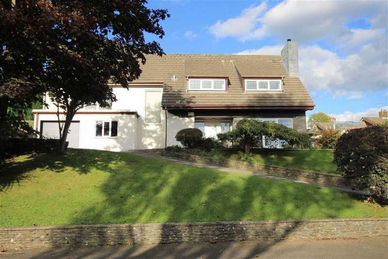 5 Bedrooms Detached House for sale in Heol Clyd, Caerphilly