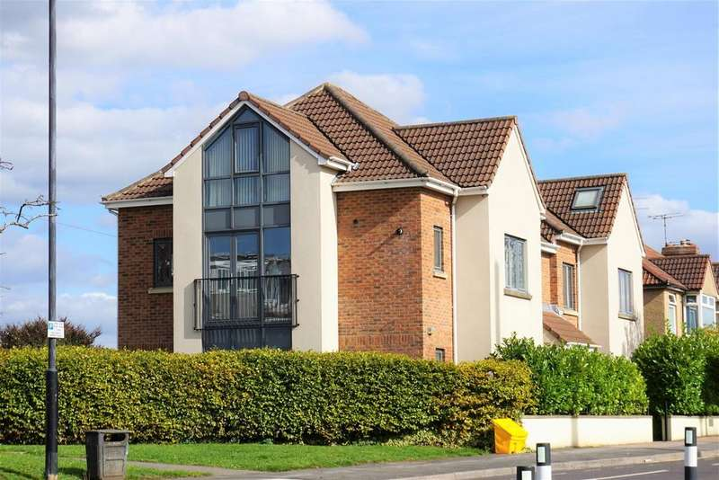 2 Bedrooms Apartment Flat for sale in Allison Road, Brislington, Bristol