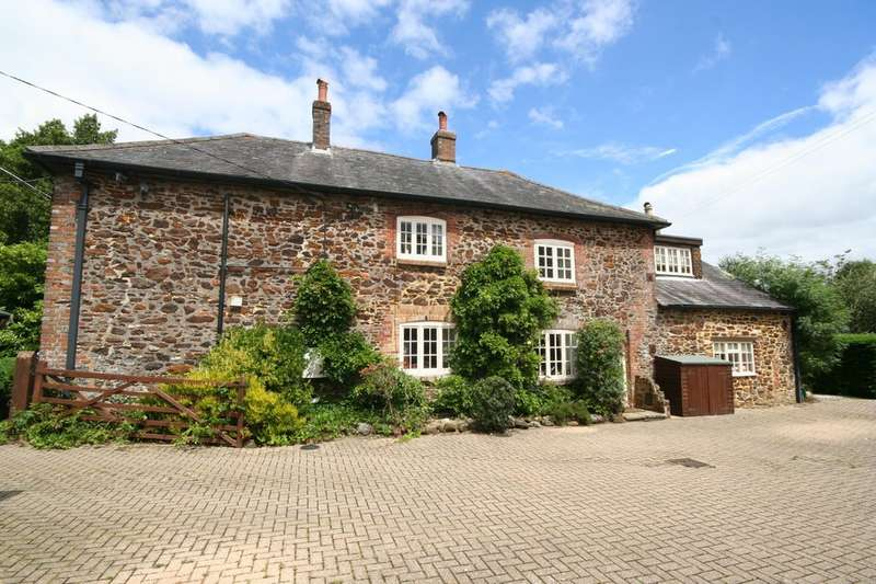 6 Bedrooms Detached House for sale in Castle Farm House, Lytchett Matravers, Dorset BH16