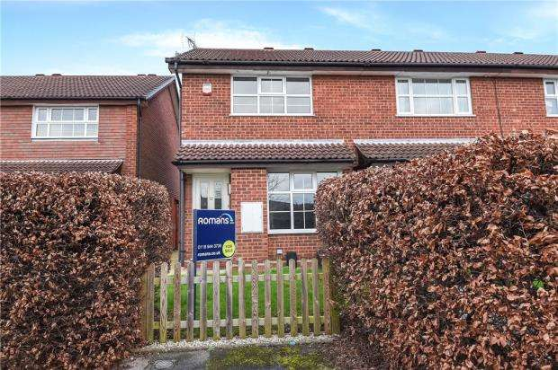 2 Bedrooms End Of Terrace House for sale in Armstrong Way, Woodley, Reading
