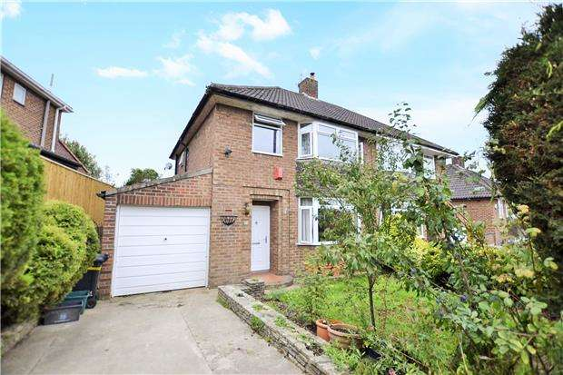 3 Bedrooms Semi Detached House for sale in Priory Court Road, BRISTOL, BS9 4DE