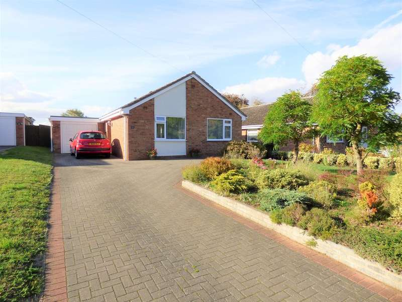 2 Bedrooms Detached Bungalow for sale in Mallory Road, Bishops Tachbrook