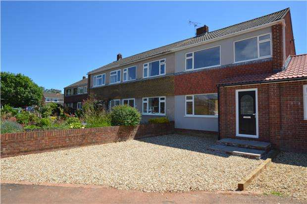 3 Bedrooms Terraced House for sale in Highworth Crescent, Yate, BRISTOL, BS37 4HQ