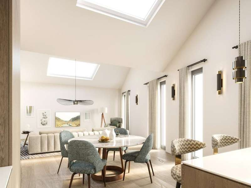 2 Bedrooms Apartment Flat for sale in The Old Dairy, 7 Wakefield Street, WC1H