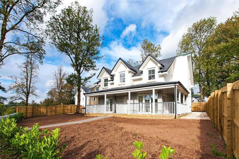 5 Bedrooms Detached House for sale in Riverview, Fishers Grove, Stewarton