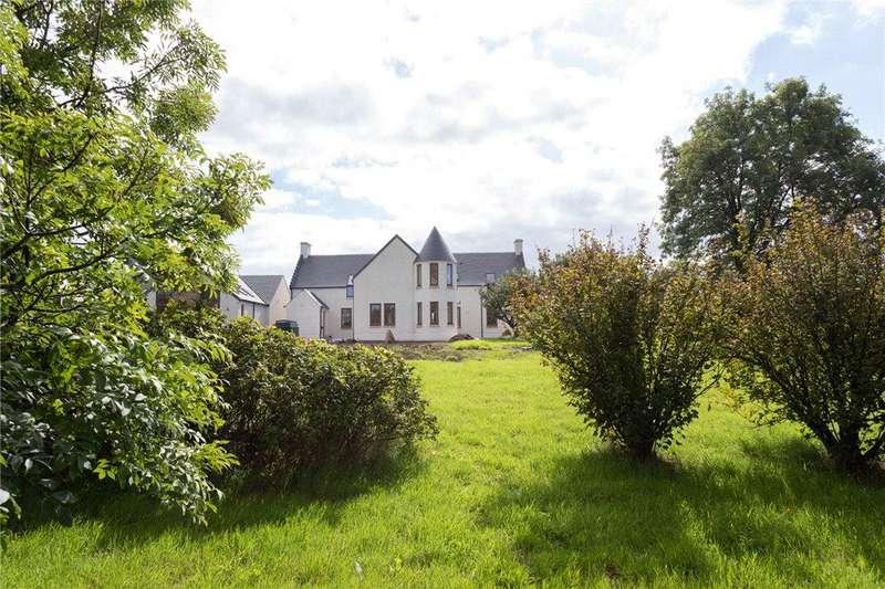 4 Bedrooms Detached House for sale in Highfield Farmhouse, Dalry, North Ayrshire