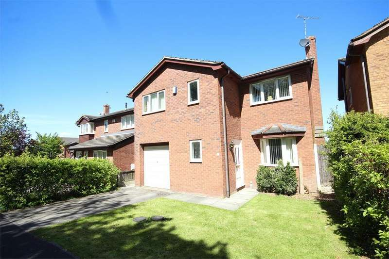 4 Bedrooms Detached House for sale in Beechtree Road, Buckley, CH7