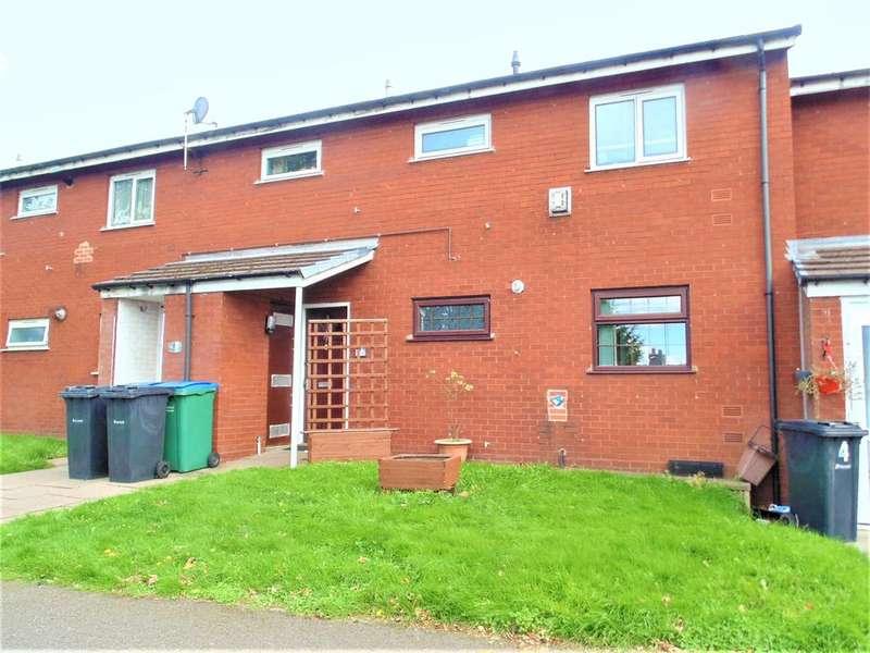 2 Bedrooms Ground Maisonette Flat for sale in Tregea Rise, Great Barr, Birmingham B43