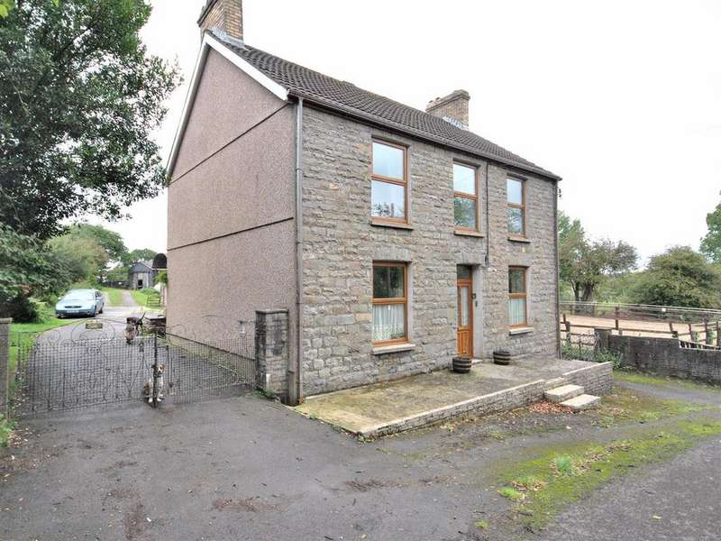 3 Bedrooms Smallholding Commercial for sale in Trimsaran, Kidwelly