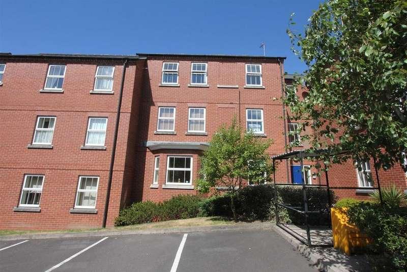 2 Bedrooms Flat for sale in Factory Road, Hinckley