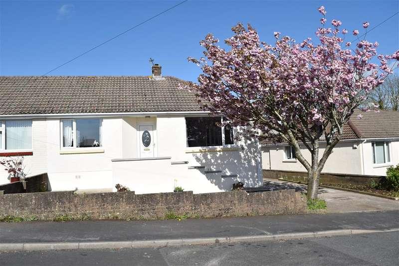 2 Bedrooms Semi Detached Bungalow for sale in Milburn Croft, Seaton, Workington