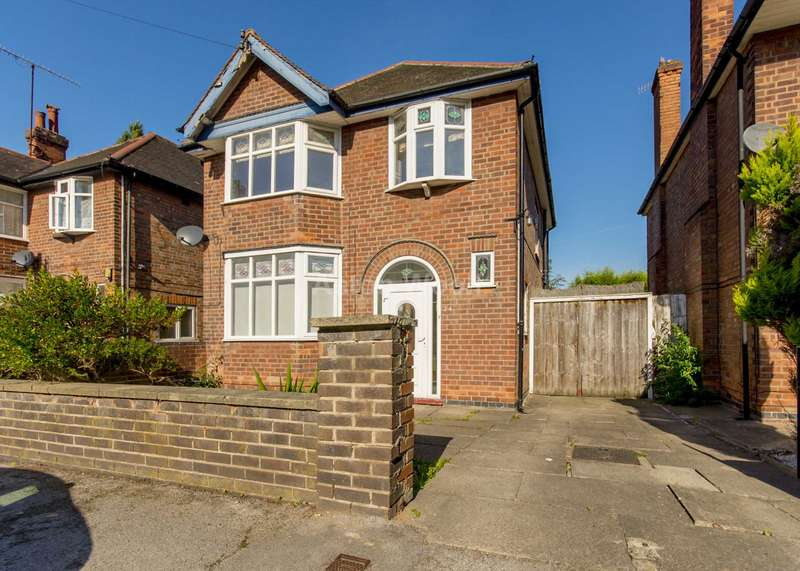 3 Bedrooms Detached House for rent in VALMONT ROAD SHERWOOD NG5 1GA