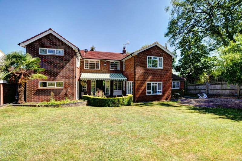 6 Bedrooms Detached House for sale in Marlow