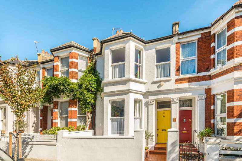 4 Bedrooms House for sale in Bracewell Road, North Kensington, W10