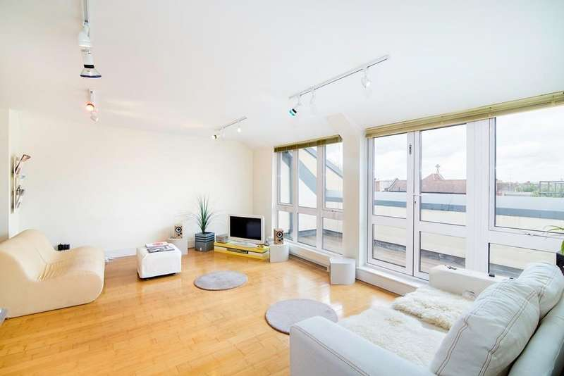 2 Bedrooms Apartment Flat for sale in Albert Street, Camden NW1