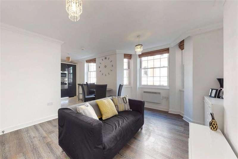 2 Bedrooms Flat for sale in Huntley Street, London, WC1E