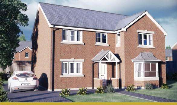 4 Bedrooms Detached House for sale in Aberaman House, Aberdare