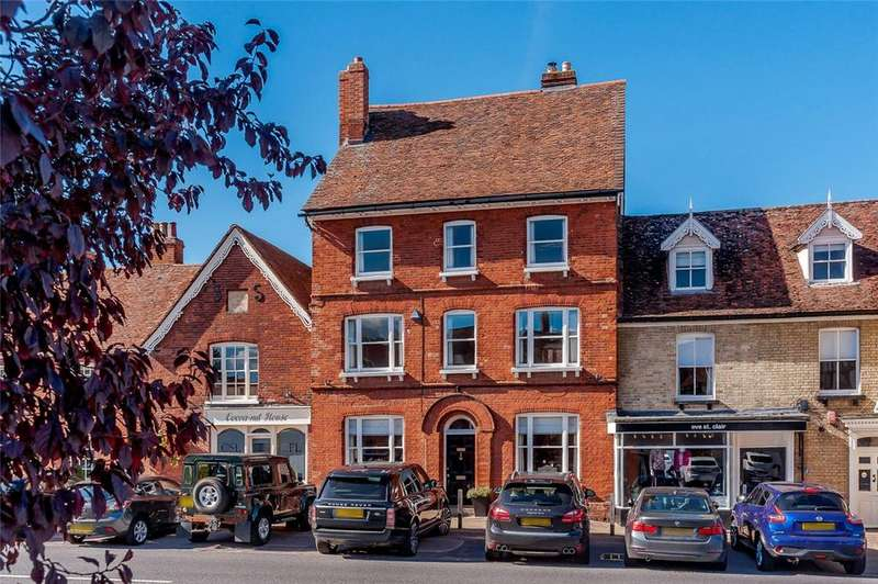 5 Bedrooms Terraced House for sale in Hall Street, Long Melford, Sudbury, Suffolk, CO10