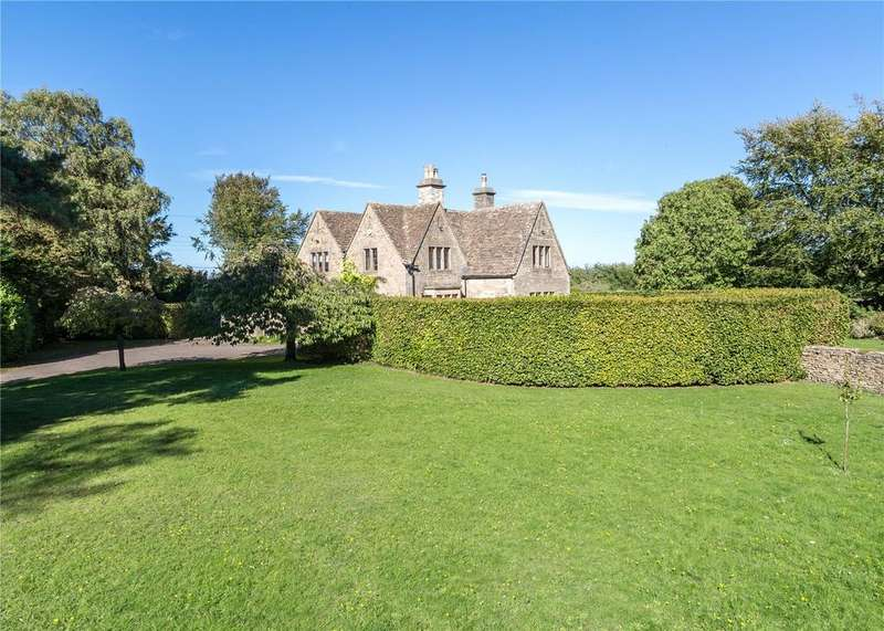 5 Bedrooms Detached House for sale in Cirencester Road, Minchinhampton, Stroud, Gloucestershire