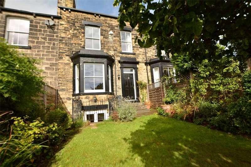 5 Bedrooms Terraced House for sale in Albert Grove, Headingley, Leeds, West Yorkshire