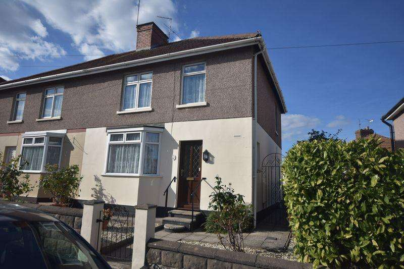 3 Bedrooms Semi Detached House for sale in Worcester Road, Kingswood
