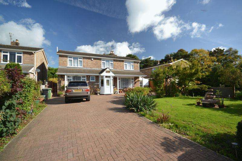 5 Bedrooms Detached House for sale in Fenbrook Close, Hambrook, Bristol