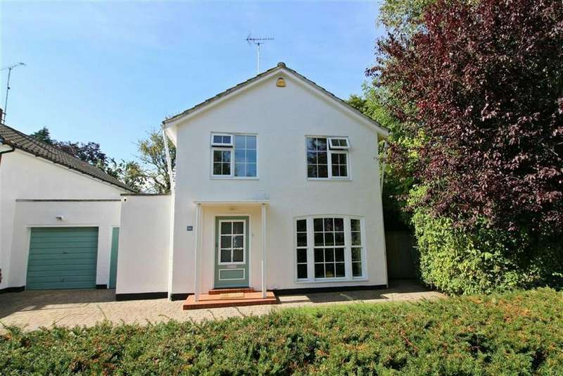 4 Bedrooms Link Detached House for sale in Digswell Park Road, Welwyn Garden City, Welwyn Garden City