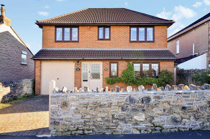 4 Bedrooms Detached House for sale in Highridge Road, Bristol