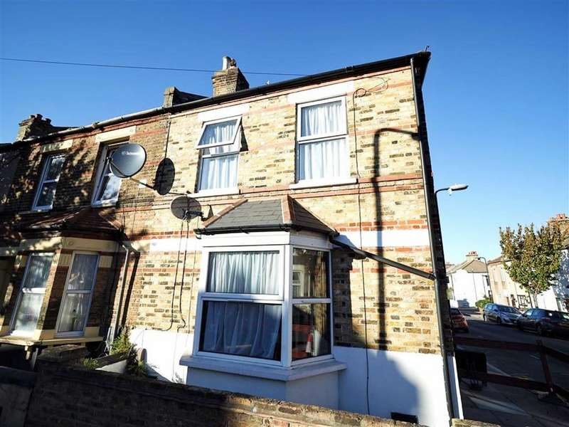 3 Bedrooms End Of Terrace House for sale in Abery Street, Plumstead, London, SE18