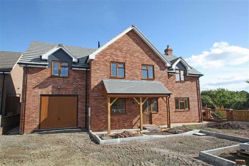4 Bedrooms Detached House for sale in Eaton Bishop, Eaton Bishop Hereford, Herefordshire