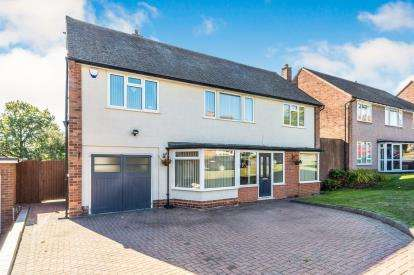 5 Bedrooms Detached House for sale in Bryony Road, Bournville, Birmingham, West Midlands