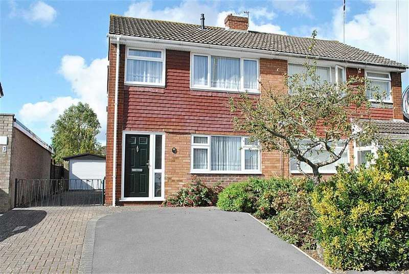 3 Bedrooms Semi Detached House for sale in Swane Road, Stockwood, Bristol