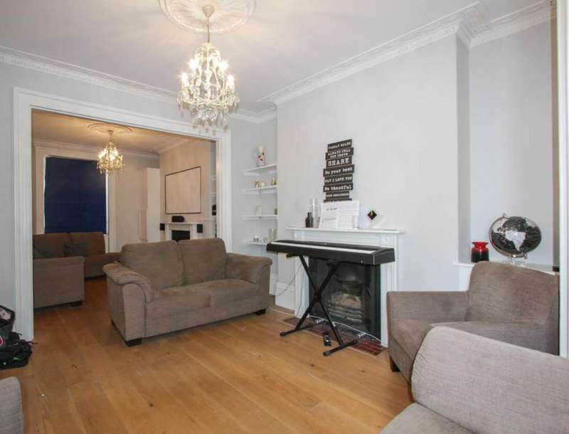 5 Bedrooms Terraced House for rent in Grafton Street, Brighton