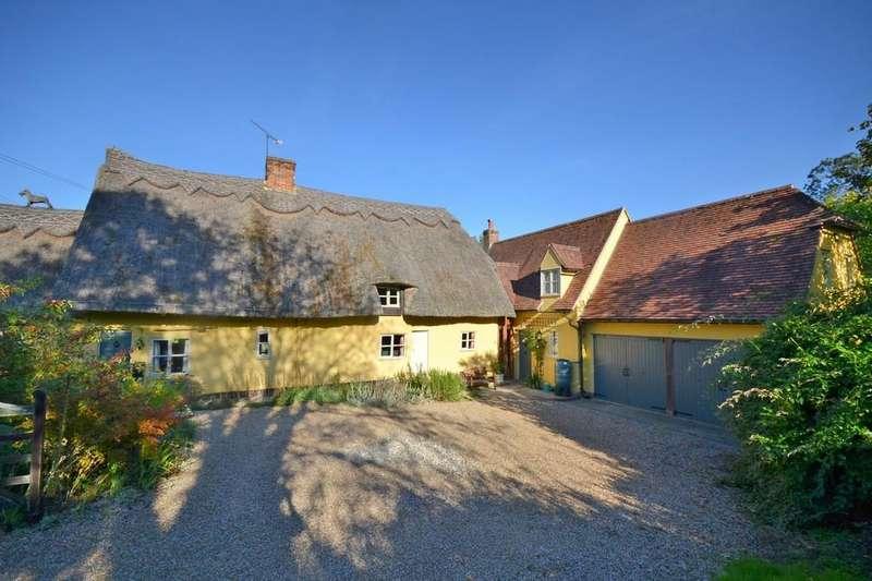 4 Bedrooms Detached House for sale in Monks Corner, Great Sampford