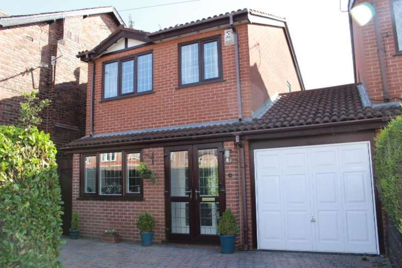 3 Bedrooms Link Detached House for sale in Bryn Drive, Reddish