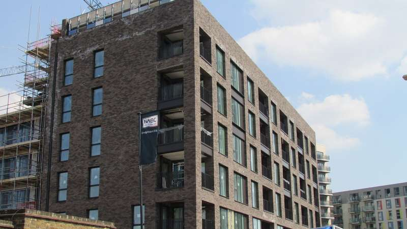 2 Bedrooms Apartment Flat for sale in Stratford, London E15