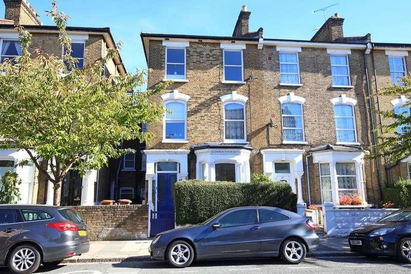 2 Bedrooms Apartment Flat for sale in Wilberforce Road, N4 2SN