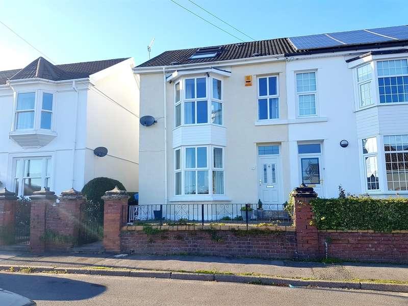 4 Bedrooms Semi Detached House for sale in Dane Terrace, Merthyr Tydfil