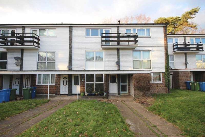 2 Bedrooms Maisonette Flat for sale in Woodmere, Bracknell