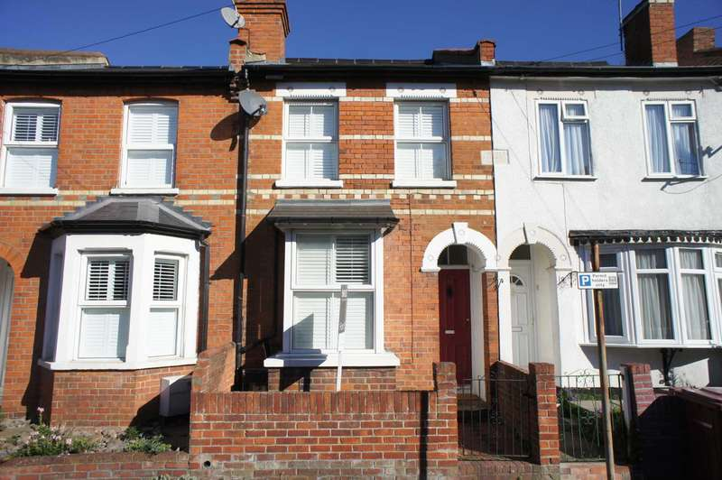 2 Bedrooms Terraced House for sale in Chester Street, Caversham