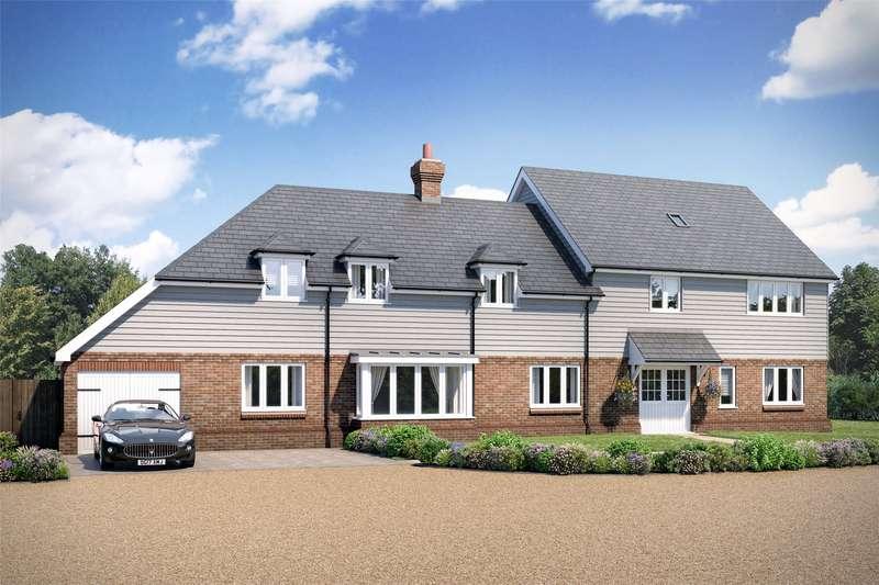 5 Bedrooms Detached House for sale in Honeypot Lane, Edenbridge, Kent, TN8