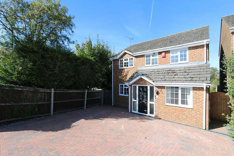 4 Bedrooms Detached House for sale in Farley Hill, Luton, Bedfordshire, LU1 5NU