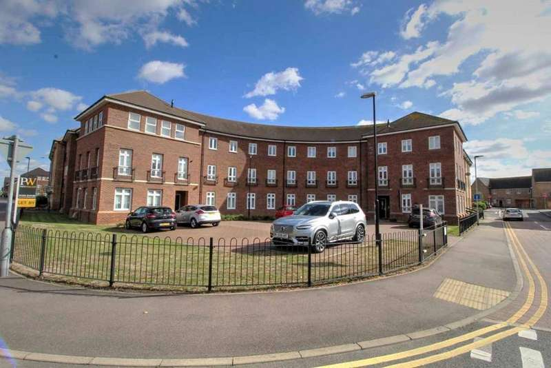 1 Bedroom Apartment Flat for sale in Rochester Way, New Cardington, MK42