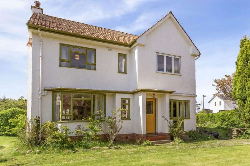 5 Bedrooms Detached House for sale in 32 Bonaly Crescent, Edinburgh, EH13 0EW