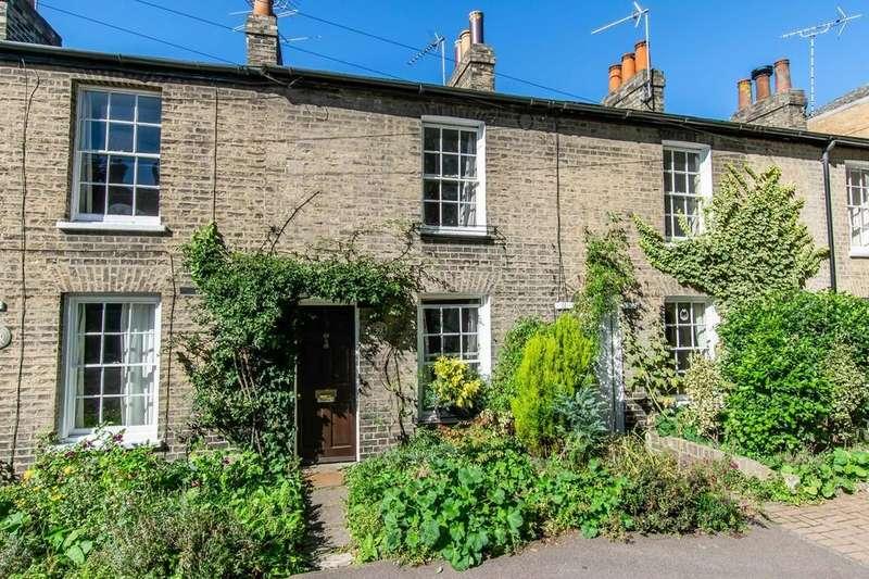 2 Bedrooms Terraced House for sale in Eden Street, Cambridge