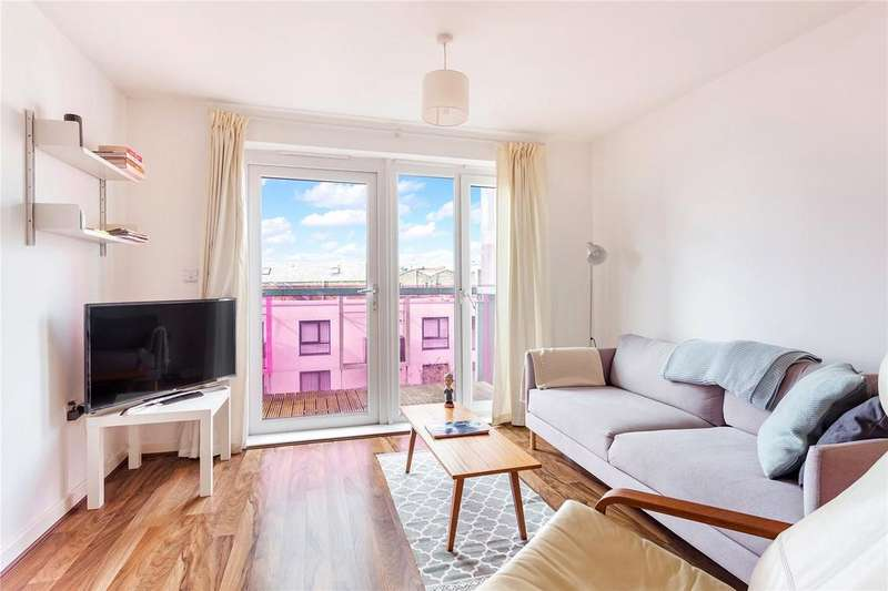 1 Bedroom Flat for sale in Rendles Court, Dunn Street, London, E8